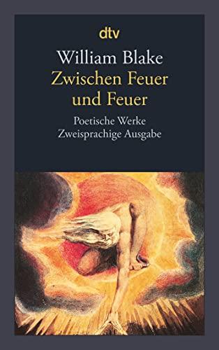 9783423135993: Zwischen Feuer und Feuer: Poetische Werke
