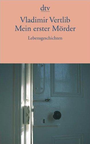 9783423136341: Mein erster Mörder: Lebensgeschichten