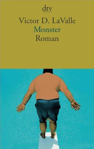 9783423136501: Monster Oder Homunculus Roman