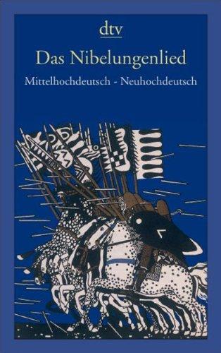 9783423136938: Das Nibelungenlied: Mittelhochdeutsch - Neuhochdeutsch