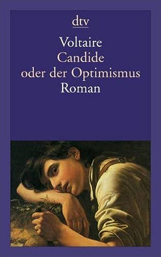 9783423137508: Candide oder der Optimismus