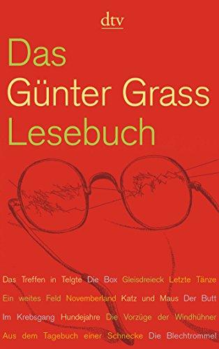 9783423137607: Das Gunter Grass Lesebuch