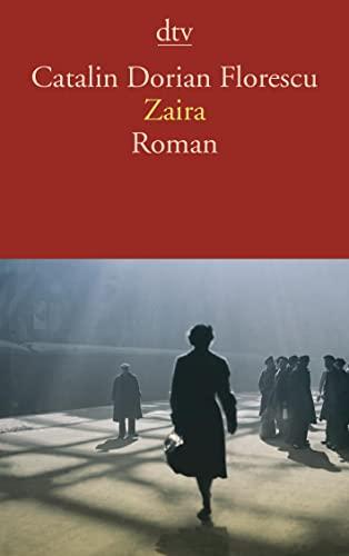 9783423138291: Zaira: Roman