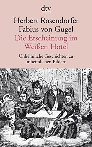 9783423138901: Die Erscheinung im Weißen Hotel: Unheimliche Geschichten zu unheimlichen Bildern