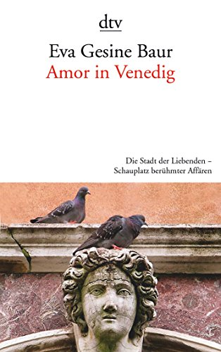 9783423140157: Amor in Venedig