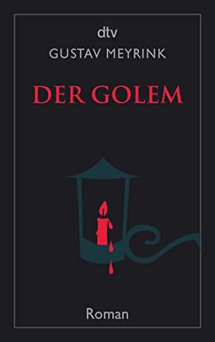 Der Golem: DTV Deutscher Taschenbuch