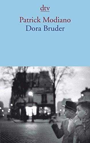 Dora Bruder.: Modiano, Patrick