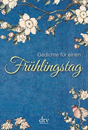 9783423141871: Gedichte für einen Frühlingstag