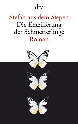 9783423142083: Die Entzifferung der Schmetterlinge