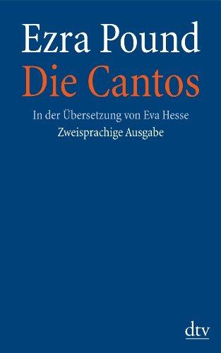 9783423142571: Die Cantos