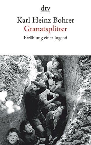 9783423142939: Granatsplitter: Erzählung einer Jugend: 14293