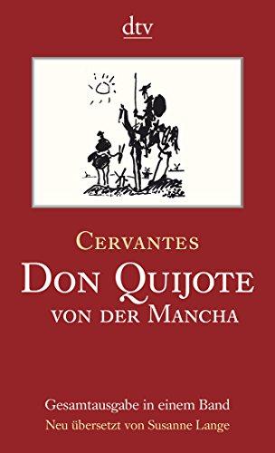 9783423144698: Don Quijote von der Mancha Teil 1 und 2