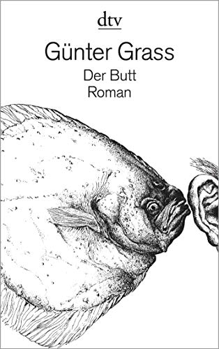 9783423144803: Der Butt (Gunter Grass)