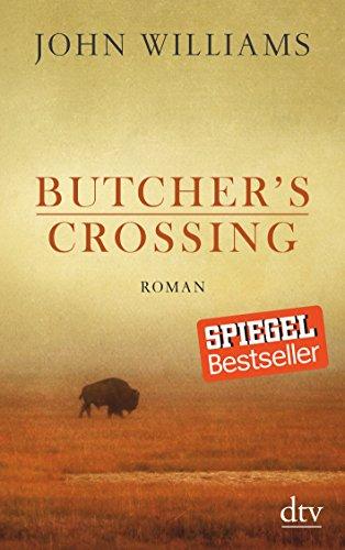 9783423145183: Butcher's Crossing