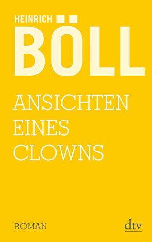 9783423146067: Ansichten eines Clowns