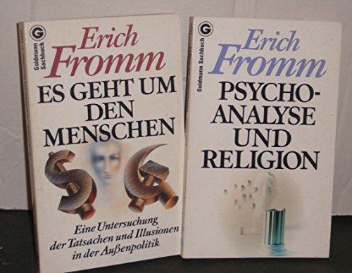 9783423150064: Psychoanalyse und Religion