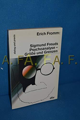 9783423150170: Sigmund Freuds Psychoanalyse - Grösse und Grenzen