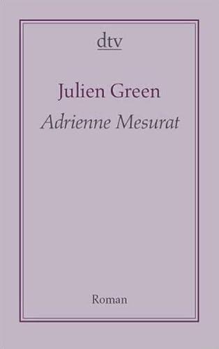 9783423191111: Adrienne Mesurat