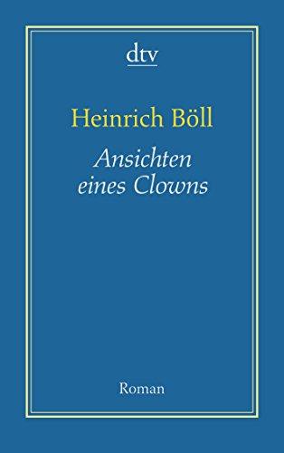 9783423191166: Ansichten eines Clowns