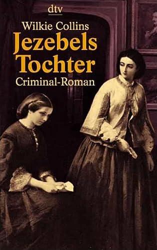 9783423200035: Jezebels Tochter: Criminal-Roman