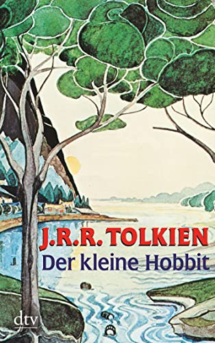 Der kleine Hobbit. Roman. Aus dem Englischen von Walter Scherf. Originaltitel: The hobbit or there and back again. - (=dtv 20277). - Tolkien, John R. R.