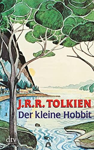 9783423202770: Der Kleine Hobbit (German Edition)