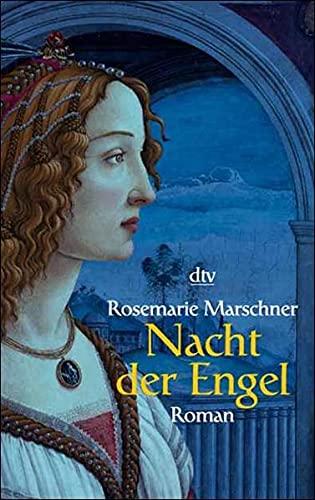 9783423202862: Nacht der Engel.
