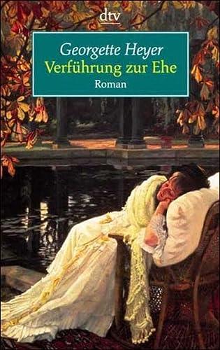 9783423203319: Verführung zur Ehe: Roman