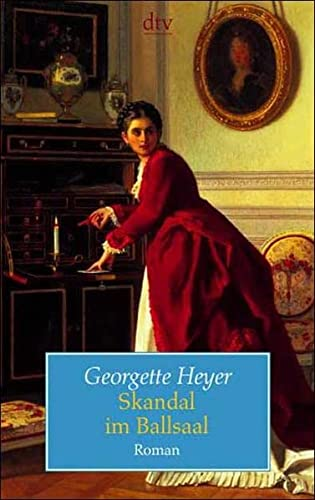 Skandal im Ballsaal. (3423203811) by Georgette Heyer