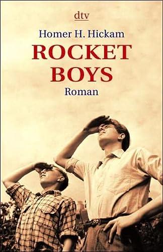 9783423204941: Rocket Boys.