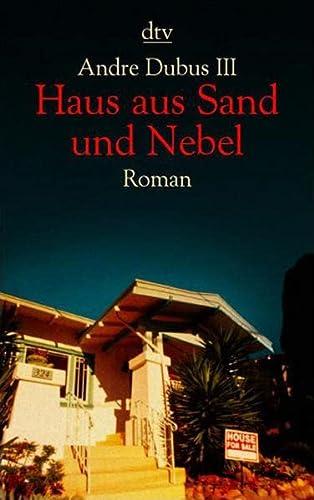 9783423206754: Haus aus Sand und Nebel