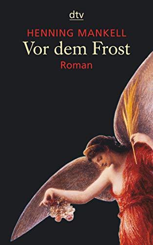 9783423208314: Vor Dem Frost