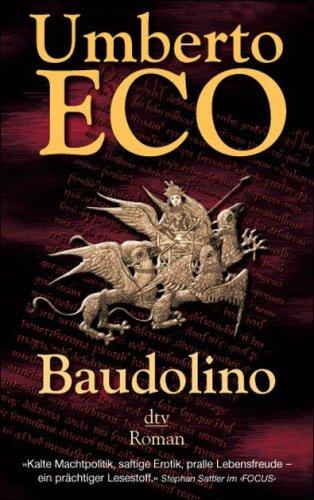 9783423209540: Baudolino.