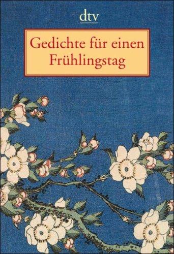 9783423209663: Gedichte für einen Frühlingstag