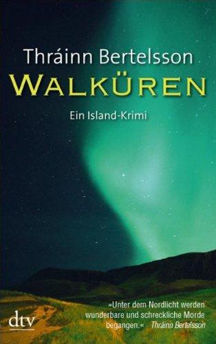 9783423210324: Walk�ren: Ein Island-Krimi