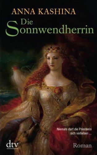 9783423210539: Die Sonnwendherrin: Fantasy-Roman