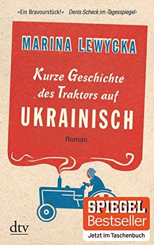 9783423211017: Kurze Geschichte des Traktors auf Ukrainisch