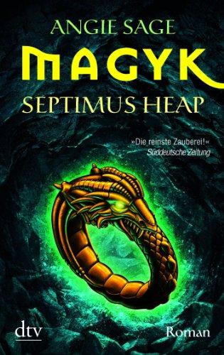 9783423211079: Septimus Heap - Magyk