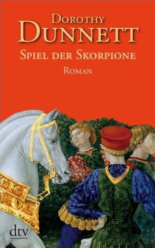 Spiel der Skorpione (3423211083) by Dorothy Dunnett