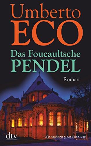 9783423211109: Das Foucaultsche Pendel: Roman