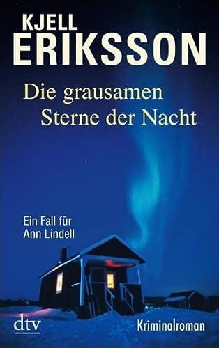 9783423211499: Die grausamen Sterne der Nacht: Ein Fall für Ann Lindell