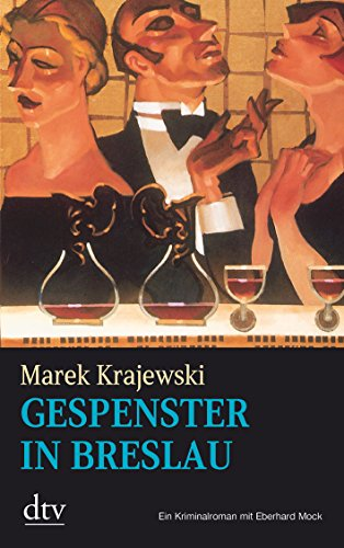 9783423211505: Gespenster in Breslau: Ein Kriminalroman mit Eberhard mock