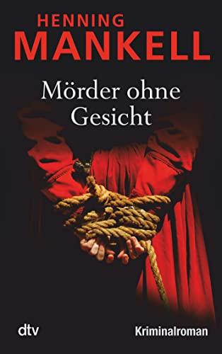 9783423212120: Mörder ohne Gesicht: Kriminalroman
