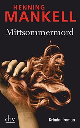9783423212182: Mittsommermord: Kriminalroman