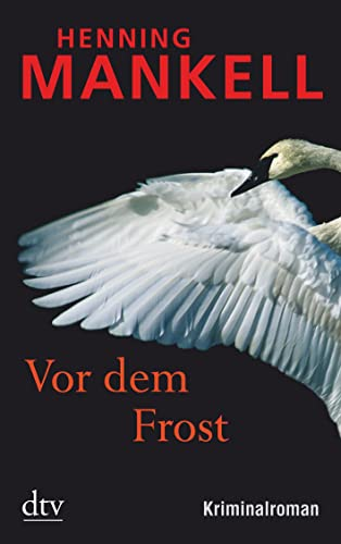 9783423212595: Vor dem Frost: Kriminalroman