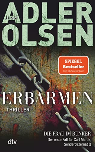 9783423212625: Erbarmen (German Edition)