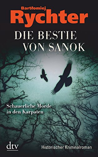 9783423213318: Die Bestie von Sanok
