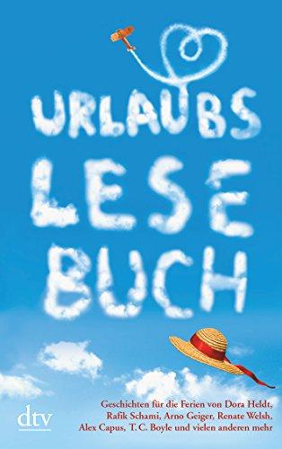 9783423213615: Urlaubslesebuch 2012