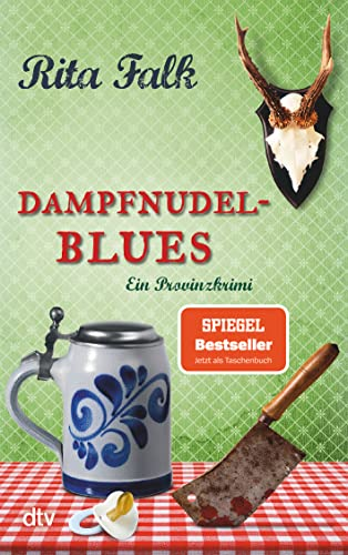 9783423213738: Dampfnudelblues (German Edition)