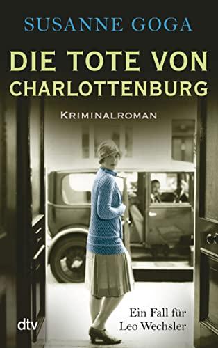9783423213813: Die Tote von Charlottenburg